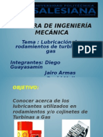 Lubricantes Trubina Gas