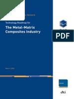 Metal Matrix Composites Roadmap 2006