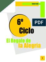 6to Ciclo - El Regalo de La Alegria