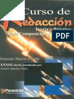 Curso de Redacción - Martin Vivaldi Gonzalo