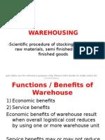 Chapter 3 Warehousing 97 03 Format(1)
