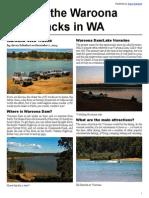 Finding the Waroona 4WD Tracks in WA