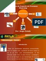 Metodologia PACIE Jorge Oviedo