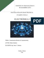 Conmutacion en Redes de Comunicacion