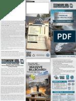 Titanium Udl-30 Brochure