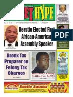 Street Hype Newspaper -January 19-31, 2015