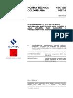 NTC-ISO5667-5