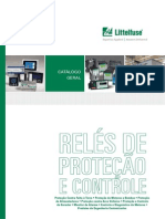 Littelfuse Relays Controls Condensed Catalog Portuguese