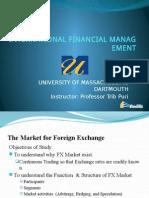 PP Chap 5 FX Markets