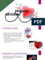 Hipertension arterial Prevencion