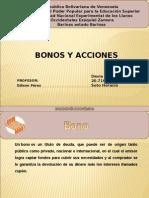 Bonos y Acciones 1