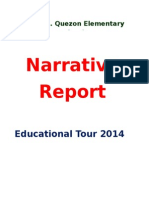 Educational Tour 2014