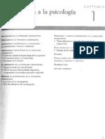 Capítulo 1 Introducción a La Psicología Cognoscitiva