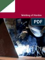 103 en Welding of Hardox V1 2014