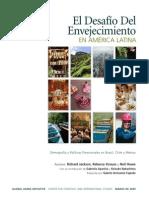 Desafio Del Envejecimiento en America Latina