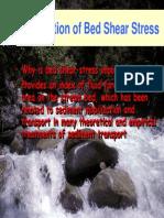 ALBDD Lecture 3 Calculation of Shear Stress