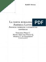 Nueva Ruralidad en America Latina