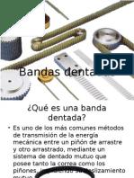 Cadenas Dentadas