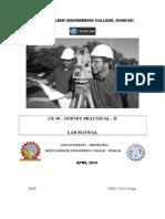 CE49 Lab Manual