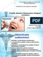 proteze dentare fizionomice