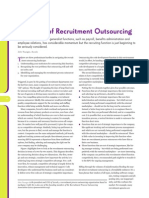 The Myth of Recruitment Outsourcing