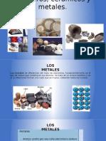 Polimeros, Ceramicos y Metales