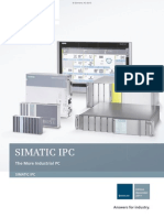 Brochure Simatic Industrial Pc En