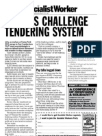 Drivers Challenge Tendering System