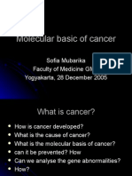 2. Molecular Basis of Cancer