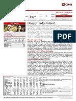 150120 4Q14 Results Review CIMB