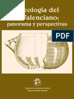 Arte Prehistorico en Region Valenciana Jorda Cerda