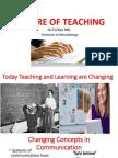 Future of Teaching