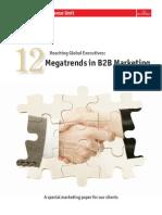 B2B Megatrends