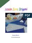 Ocean Care Origami