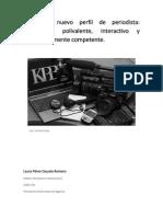Hacia Un Nuevo Perfil de Periodista Digital
