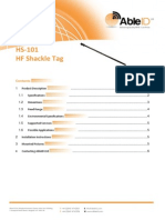 HS-101 Datsheet Able ID