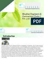 Bhushan Engineers & Contractors