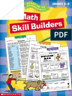 MegaFun Math Skill Builders - Gr 6 to 8.pdf