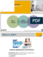TTP 2014_Introductory SAP