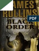 James Rollins-Ordinul Negru
