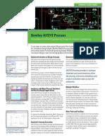 Brochure Bentley AXSYS Process