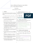 FiniteElement1DMatlabV02