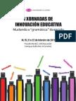 I Xornadas Innovacion Educativa (1)