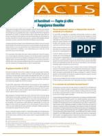 Factsheet 69 - Tineri Lucratori 2014 Fapte Si Cifre. Angajarea Tinerilor