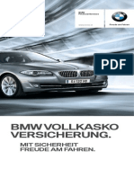 BMW Financial-Services Versicherung Vollkasko