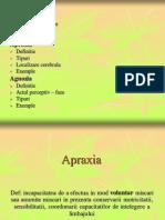 apraxia.agnozia