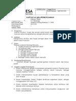 SAP-Anatomi Fisiologi Manusia -.doc