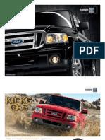 2010 Ranger Brochure