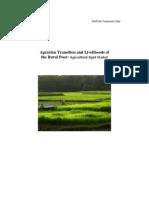 Agriculture Input Market
