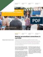 Redefining Customer Analytics